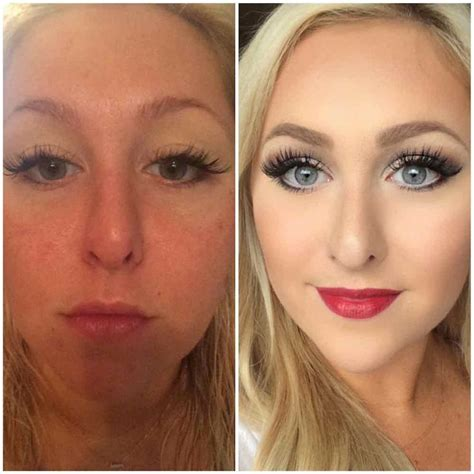 List Makeup Makeover 34 best mal s glam images on products cosmetics and make up tutorial