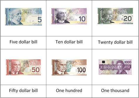 can you make money counting cards currency learning materials at home free canadian