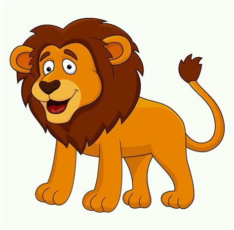 imagenes de leones animados para colorear 99 dibujos de leones 174 im 225 genes de leones para colorear