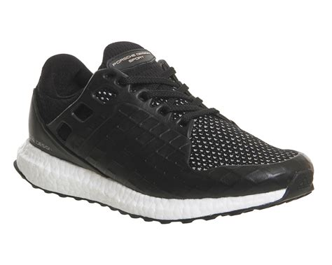 Adidas Porsche Design Black White adidas porsche design pds ultra boost trainer black white