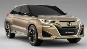 Honda Crossovers 2017 Honda Crosstour Review Price And Exterior Design