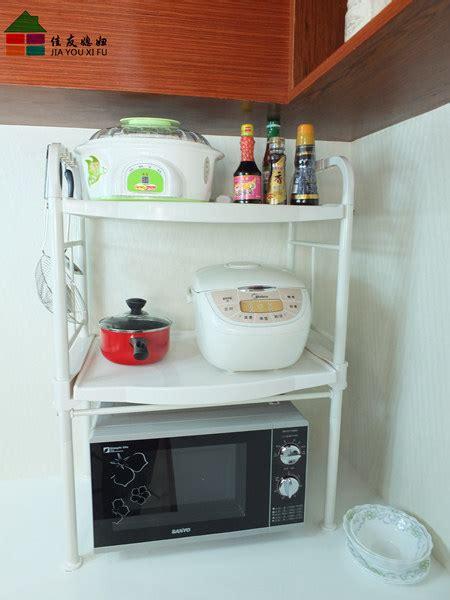mensola per microonde jyxf mensola della cucina per forno a microonde forno
