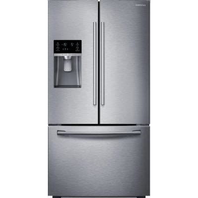 samsung 28 07 cu ft door refrigerator in