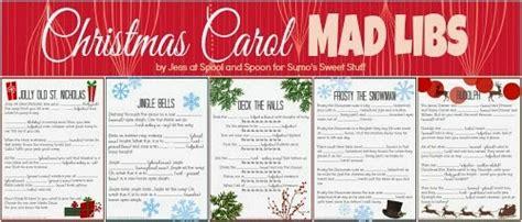 printable christmas mad libs for adults 10 printable christmas activities for kids