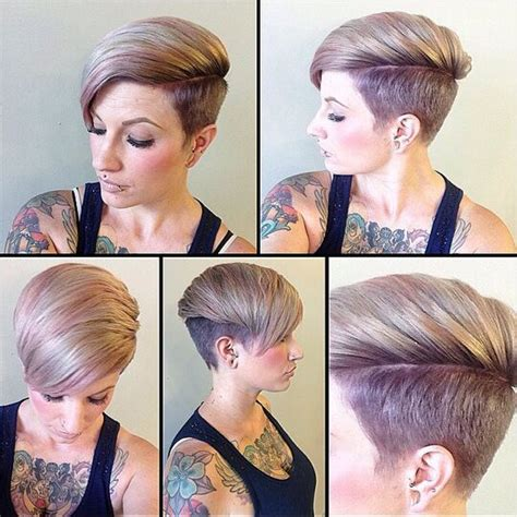 shaved hairstyles for women over 60 60 cool short hairstyles new short hair trends women