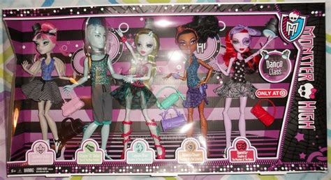 doll classes high class 5 pack by mayux on deviantart