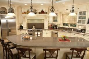 Kitchen Island Bar Ideas by Four Kitchen Island Ideas With Bar We Can Carry Out Unique