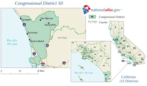 house of representatives california california 50th congressional district rep current 110th house