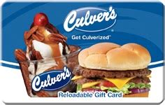 check culver s gift card balance giftcardplace com - Culvers Gift Card Balance