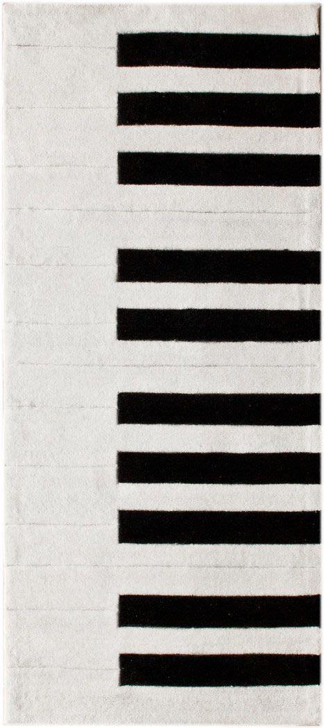piano key rug design modernrugs piano keyboard black white modern rug