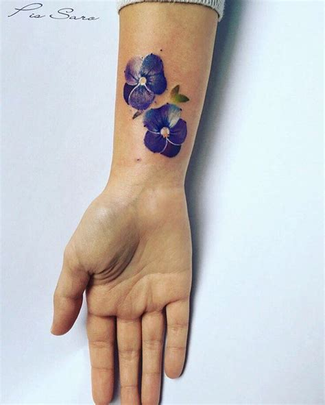 watercolor tattoo violet best 25 violet ideas on colorful