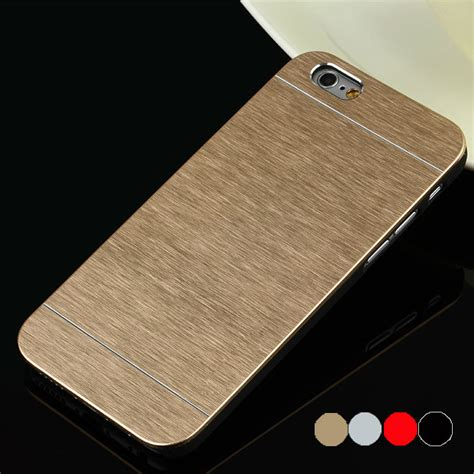 Chanel Gold For Iphone 4s Or Iphone 5s for iphone fashion aluminum for iphone 4s 4 5s 5 luxury gold silver brush metal slim