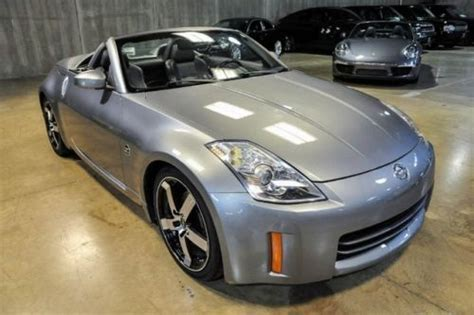 best auto repair manual 2006 nissan 350z roadster head up display buy used 2006 nissan 350z touring convertible 6 speed manual 19 asa wheels upgrades in