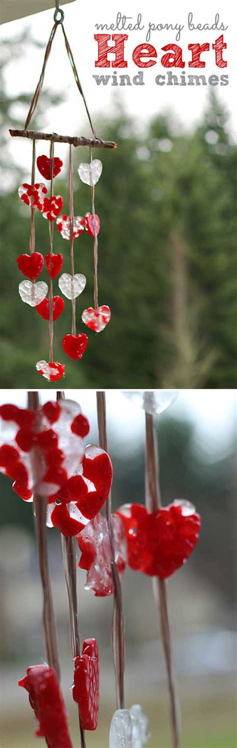 melted bead wind chimes 32 diy wind chimes to hang in a beautiful home