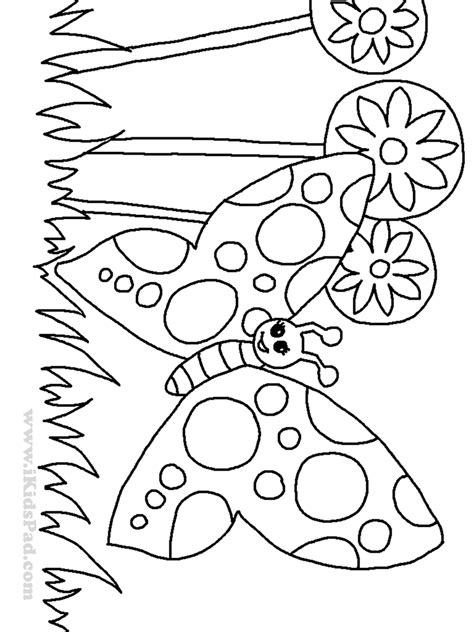 garden coloring pages for preschool black and white drawing of garden coloring page children