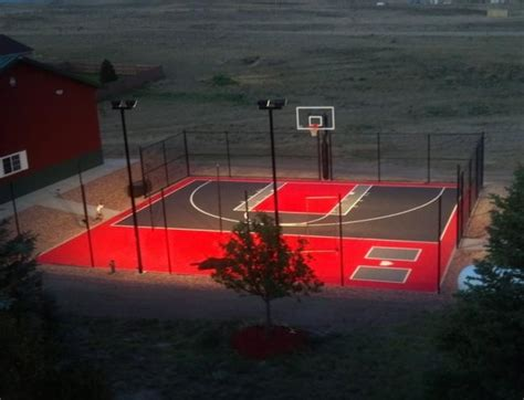 design your own basketball court 1000 ideas about backyard basketball court on pinterest