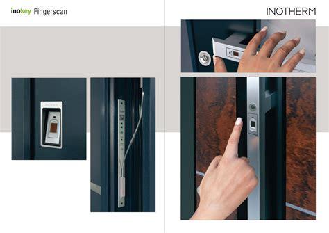 apertura porta apertura porta con impronta digitale lettore di impronte