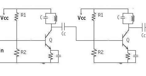 integrated circuit tuned lifier stagger tuned lifier my circuits 9