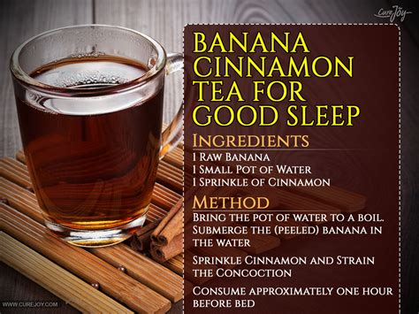 best tea before bed 25 best ideas about banana cinnamon tea on pinterest