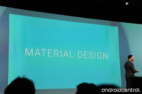 google testing new homepage design shows off flatter logo android l shows off all new material design android