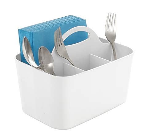 spoon holder for dining table mdesign silverware flatware caddy organizer for kitchen