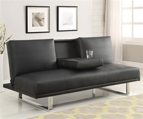 affordable futon sofa bed sofa beds and futons contemporary sofa bed with chrome