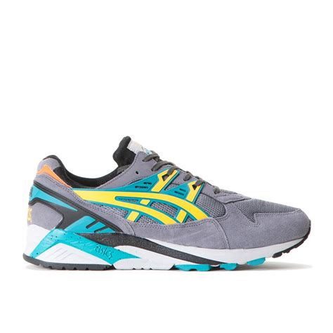 Asics Gel Kayano Trainer asics gel kayano trainer quot teal pack quot grey gold fusion h502n 1159