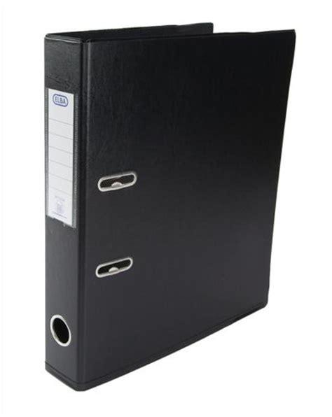 Bantex Ordner A4 1451 10 50mm Black bantex lever arch file plastic a4 black