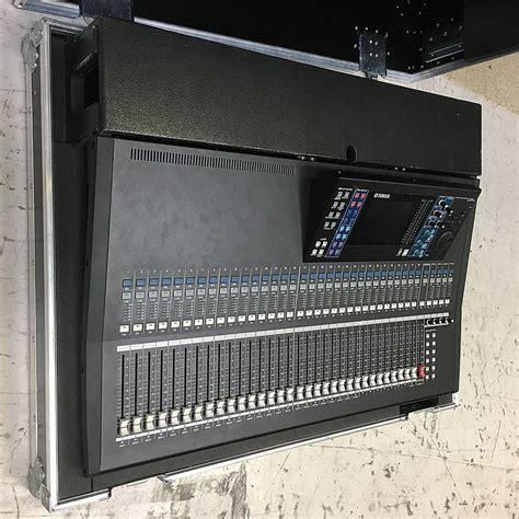 Mixer Yamaha Ls9 yamaha ls9 32 10kused