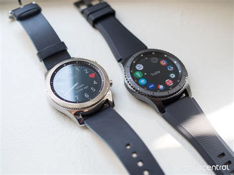 Samsung Gear S3 samsung gear s3 preview big watches bigger wearable