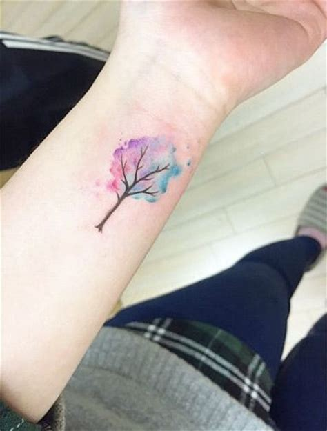 watercolor tattoo wrist 17 best ideas about watercolor wrist on