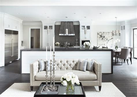 Tufted Sofa Living Room Black Tufted Sofa Living Room Transitional With Beige Ceiling Lighting Beeyoutifullife