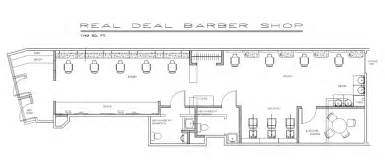 Barber Shop Floor Plan barber shop floor plan layout real deal plans house