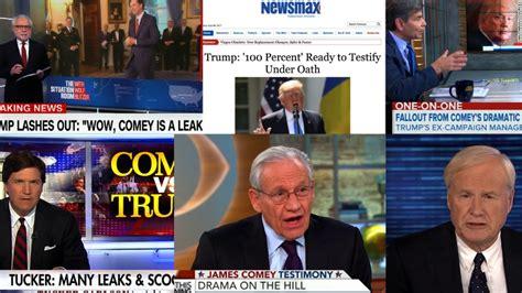 How The Media Covered The How The Media Covered Comey Istackr