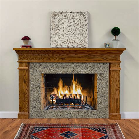 traditional fireplace mantels hawthorne traditional wood fireplace mantel surrounds