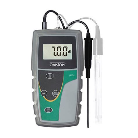 rubber boot buffer oakton wd 35613 20 ph 6 ph mv temperature meter with atc