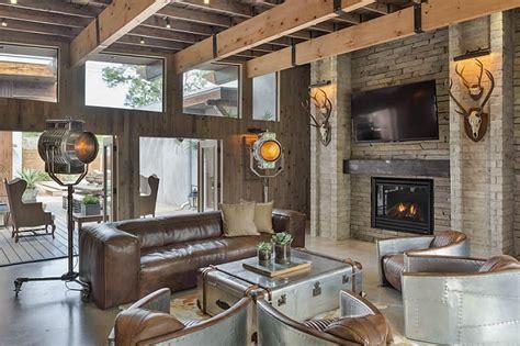 modern eclectic texas interior  full  mix  match