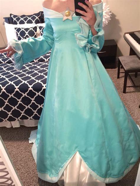 Rosalina Dress rosalina s dress by rosalina luma on deviantart