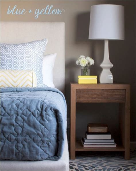 blue and yellow bedrooms decorating with yellow centsational girl