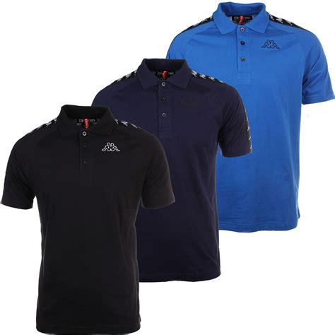 Polo Shirtkappa kappa banda estrel mens sleeve retro polo shirt ebay