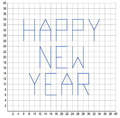 new year photo grid love2learn2day free coordinate graphing