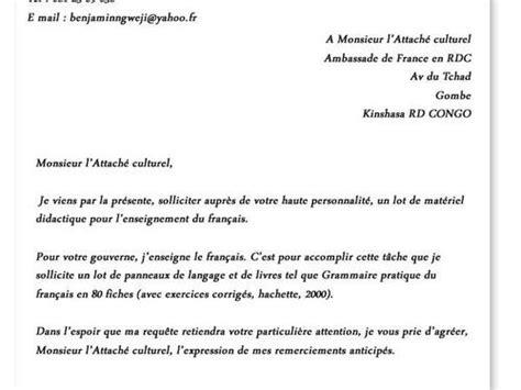 Redaction D Une Lettre De Recours Pour Refus De Visa Francais Comment R 233 Diger Une Lettre Administrative