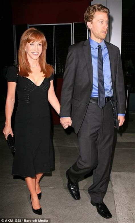 so who is current kathy griffin boyfriend