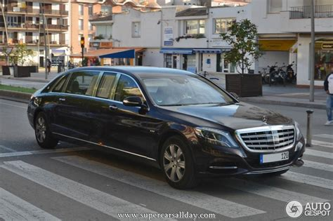 mercedes maybach s600 pullman 3 may 2015 autogespot