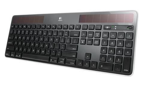 Logitech Wireless Solar Keyboard K750 10 Best Chiclet Keyboards You Can Buy