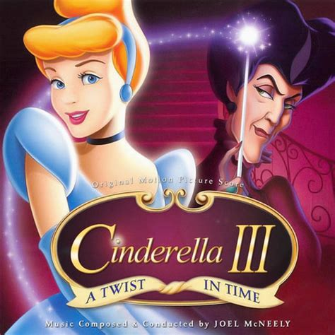 cinderella film music film music site cinderella iii a twist in time