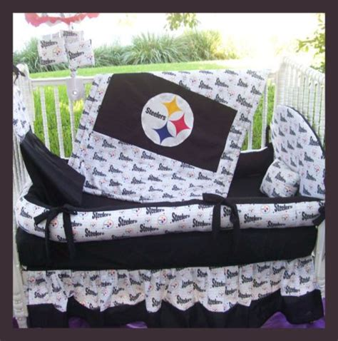 Steelers Crib Bedding 5031 Best ℬℒ 197 ℂk Yℰℒℒ 213 W รteelerร ℕatioℕ Images On Black Gold Health And Lakeside