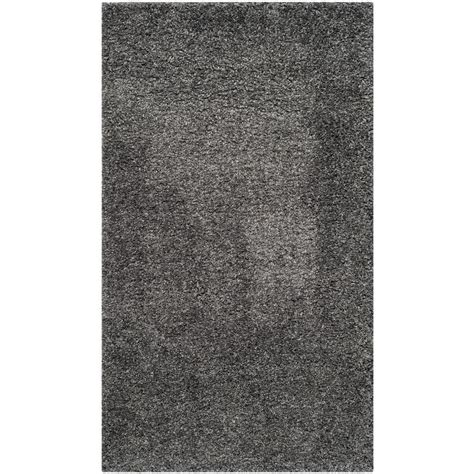 safavieh california rug safavieh california shag gray 8 ft x 10 ft area rug sg151 8484 8 the home depot