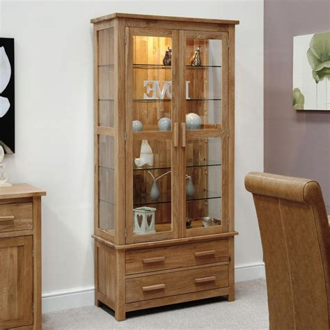 wood and glass cabinet wood glass cabinet peenmedia com