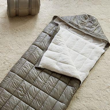 Sleeping Bag Polar Murah Grosiran dusty green polar puff sleeping bag pbteen